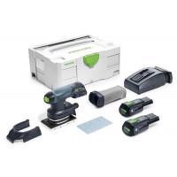 Festool akumulatoru plaknes slīpmašīna RTSC 400 3,1 I-Plus