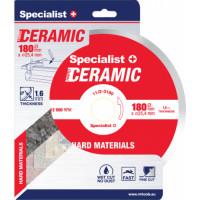 Specialist+ Dimanta disks Ceramic 180x8x25